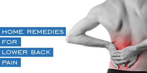Home Remedies For Lower Back Pain Kdah Blog