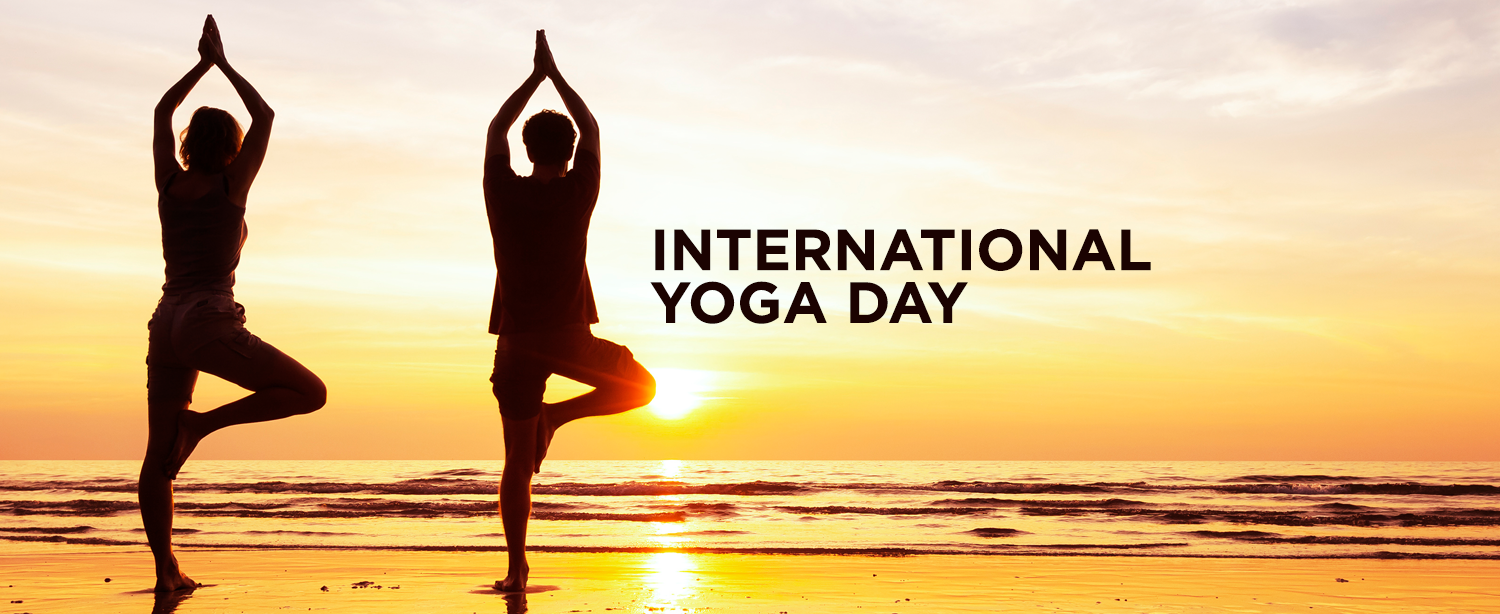 International Yoga Day Blog