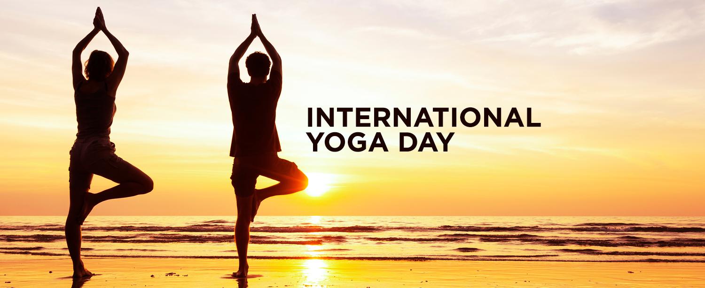 International Yoga Day Blog