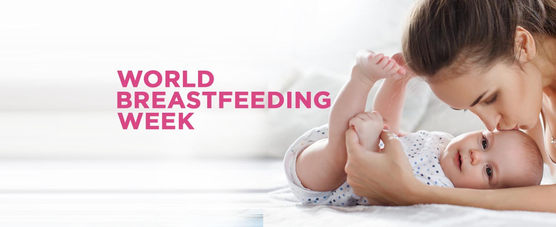 World Breastfeeding Week Blog