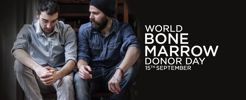 Bone Marrow Donor Day blog