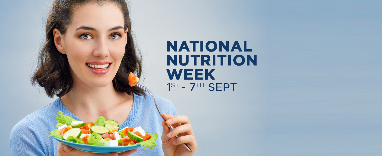 National Nutrition Week Blog