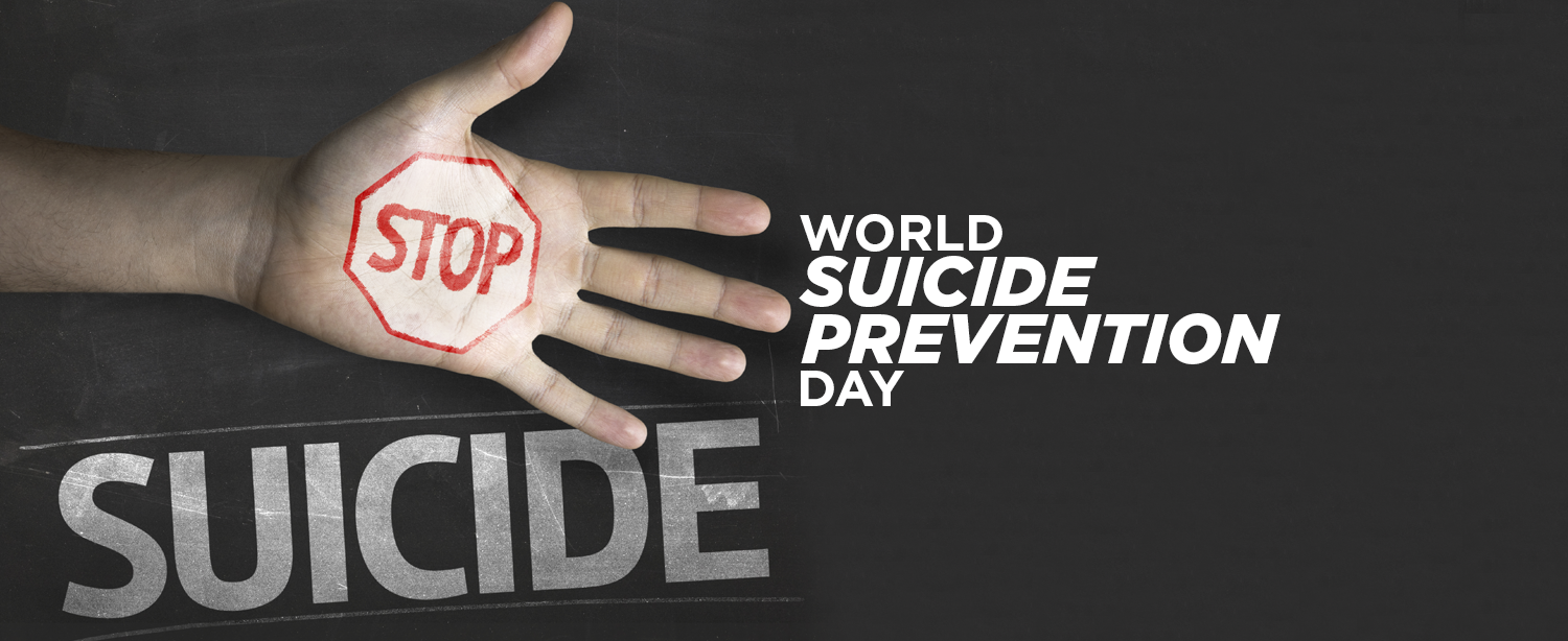 Suicide Prevention Day Blog
