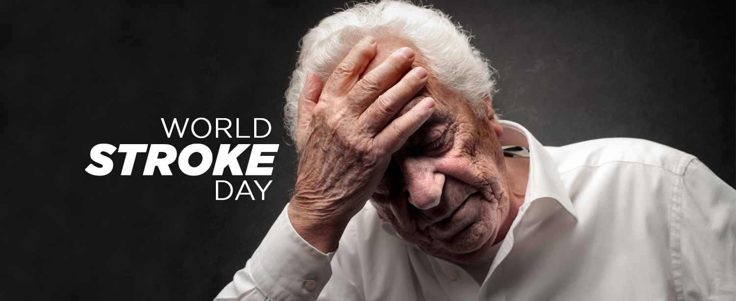 World Stroke Day 2018