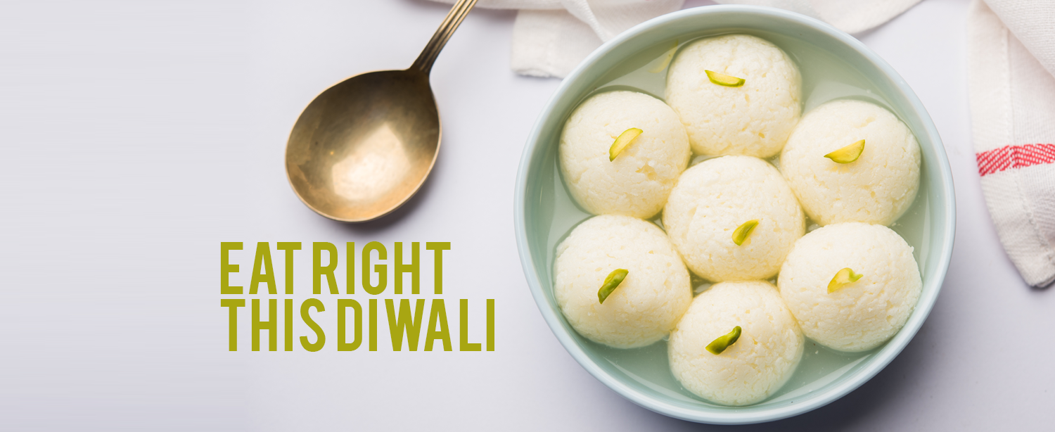 Eat Right this Diwali