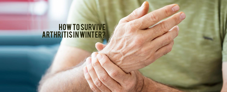 Arthritis in winter