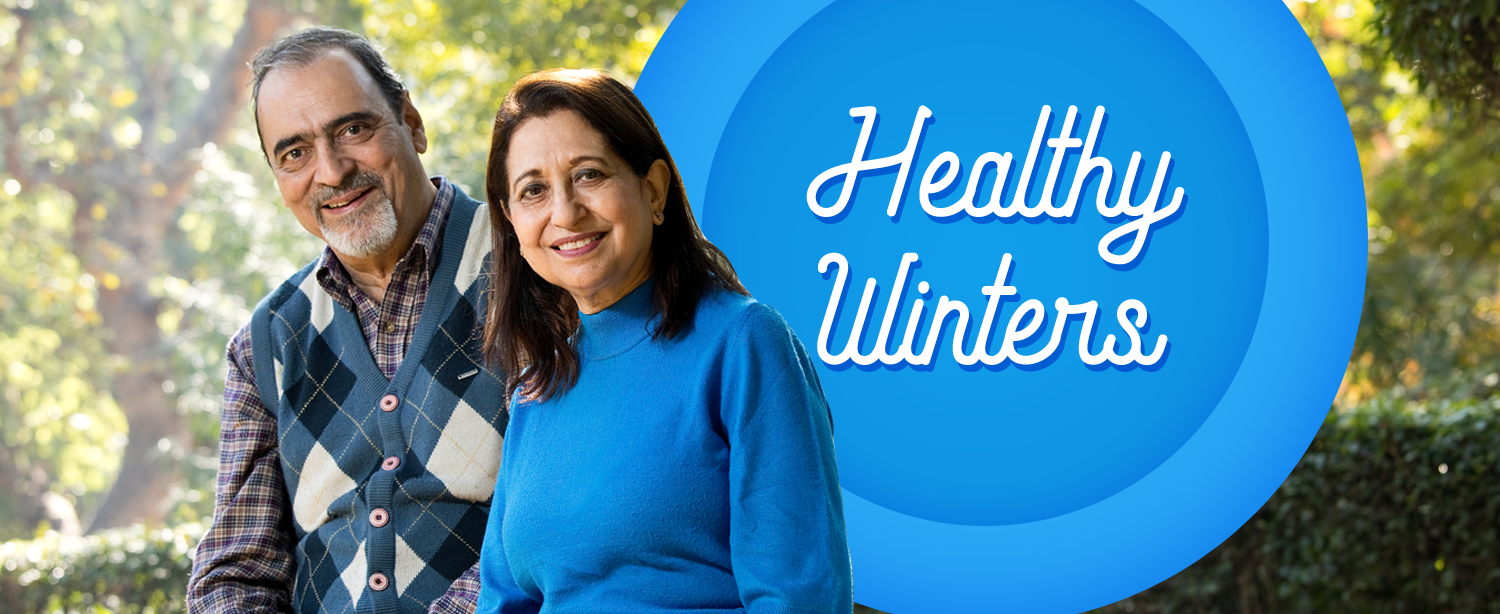 Staying Healthy in the Winters